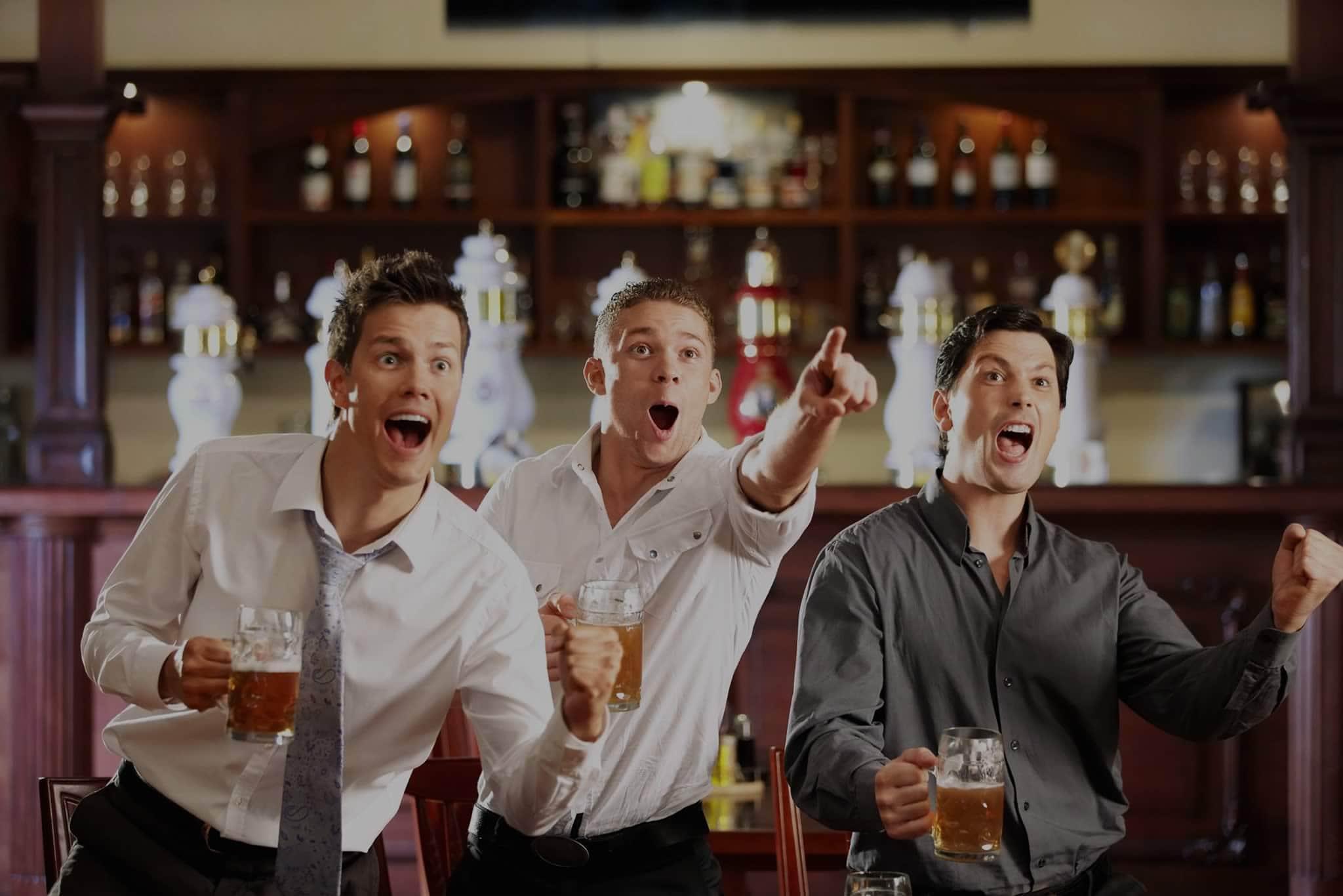 Трансляция матчей ресторан Дублин ирландский паб в Оренбурге