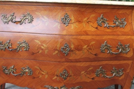 commode style louis xv marquetee 6