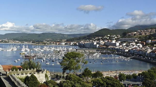 Bayona en Galicia