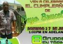 Cumpleaños de Pedro Bruceles @ La Curvita