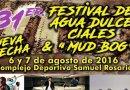 Anuncio TV: Festival de Agua Dulce & Mud Bug Ciales