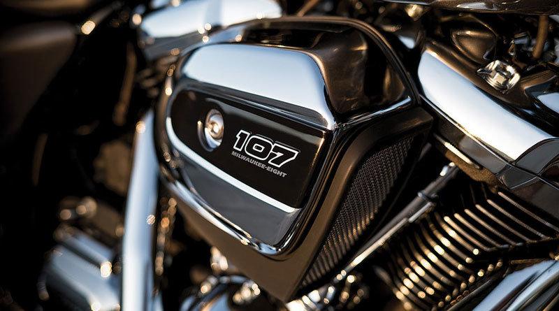 Nuevo motor Harley-Davidson Milwaukee-Eight 2017
