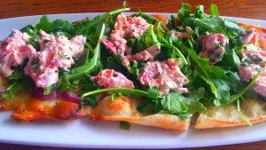 Maine Lobster Flatbread