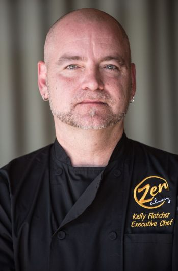 Zen Culinary executive chef Kelly Fletcher