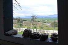 View at Kalmoesfontein farm