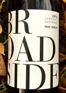 2013-Broadside-Paso-Robles-Cabernet-Sauvignon