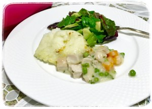 Valentine-dinner