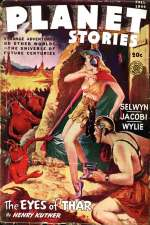 Planet Stories Fall 1944