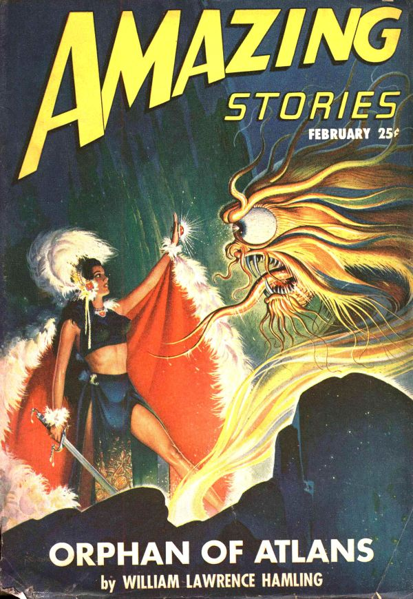 Amazing Stories February 1947