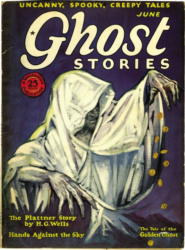 Ghost Stories, June 1927