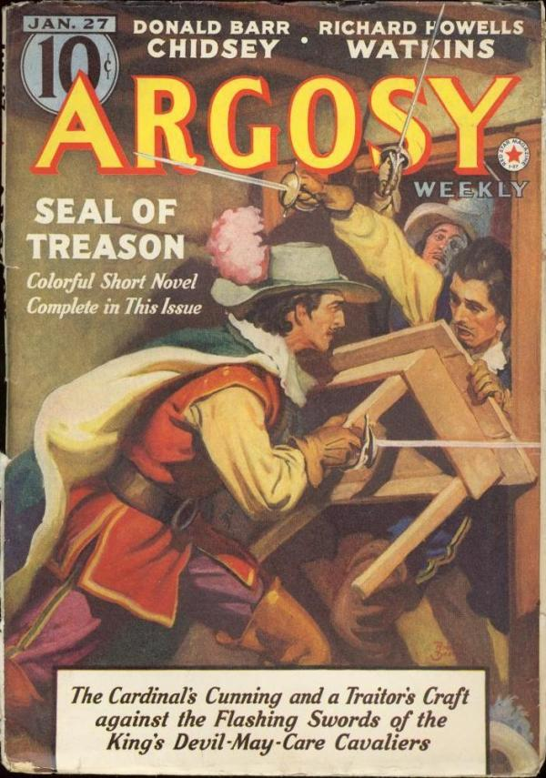 Argosy Weekly January 27, 1940