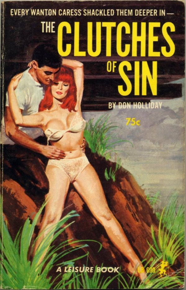 Clutches Of Sin Don Holliday