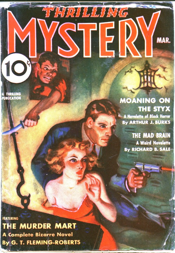 Thrilling Mystery Mar. 1938