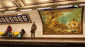 Tired Of Ads? This Artist Was Too, So He Replaced Them With Art Instead.