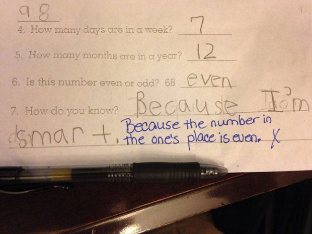 39 Test Answers That Are 100% Wrong But Totally Genius At ...