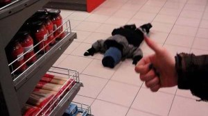 This Is What Happens When You Force Your Kids To Go Shopping With You (PICS)
