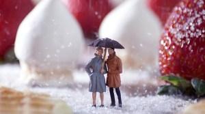 Artist Creates A Wonderland With Fruit, Veg And Little People (PICS)