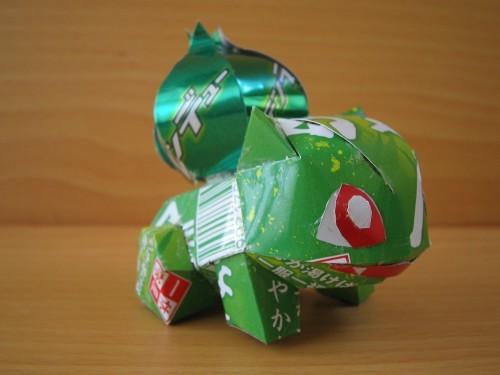 14. Bulbasaur from Pokemon.