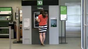 This Woman Walked Up To An ATM… But When She Tried To Use It Something Amazing Happened.