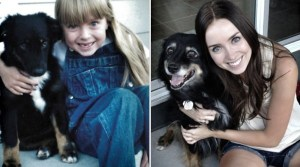 23 Absolutely Adorable Before And After Photos Of Animals Growing Up