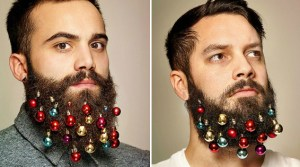 Introducing Beard Baubles, The Product That Will Turn Your Beard Into A Christmas Tree