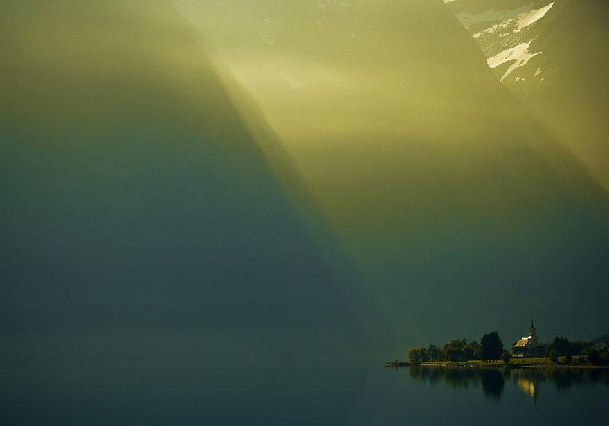 Morning In Norway