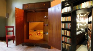 19 Secret Rooms You Will Wish You Had In Your Own Home