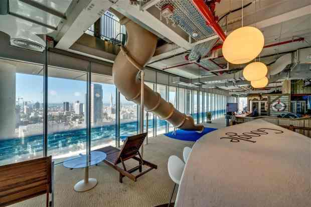 Google Tel Aviv Office 4 - How Many Of Google's Banned Interview Questions Can You Answer?