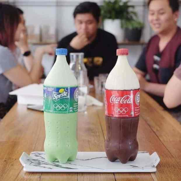 57badf65404c9 - These Bottles Of Soda Are Actually Cake And They Look Too Good To Eat