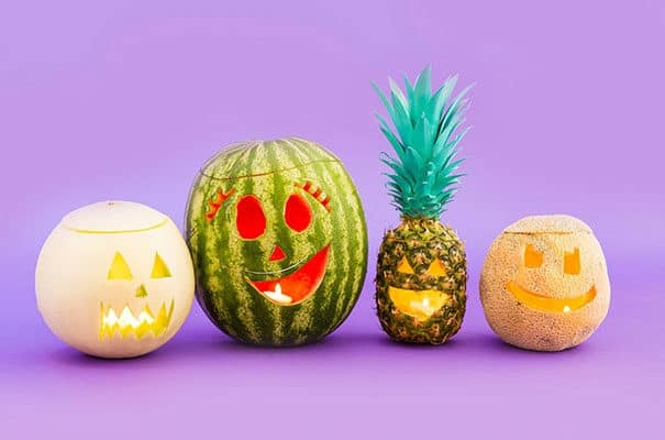 57fb3fce601b1 - Forget Pumpkins, Pineapple Jack O' Lanterns Are The Latest Hallowe'en Trend