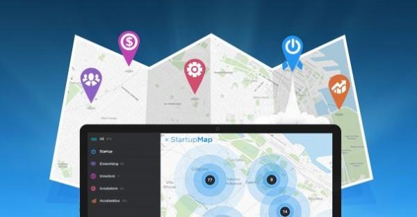 StartupMap