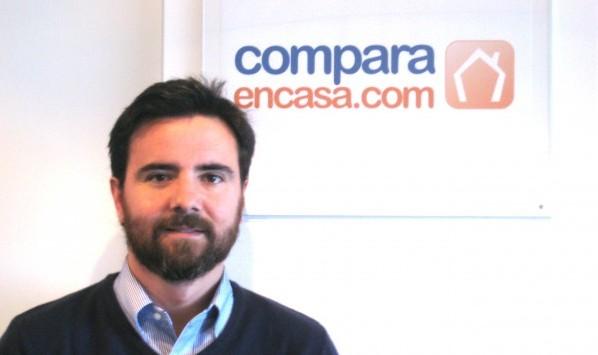 CEO Comparaencasa.com - Lucas L.Velez