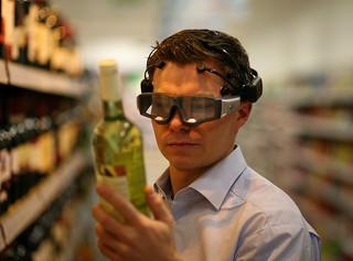 SMI Eye Tracking Glasses Neuromarketing