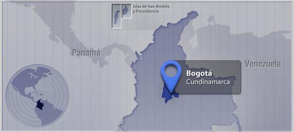 Región Bogotá