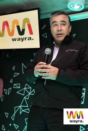 Claudio Muñoz Wayra Chile
