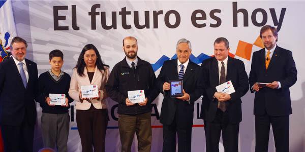 Agenda Digital Imagina Chile 2013 - 2020