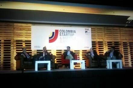 ColStartupSummit Panel 1