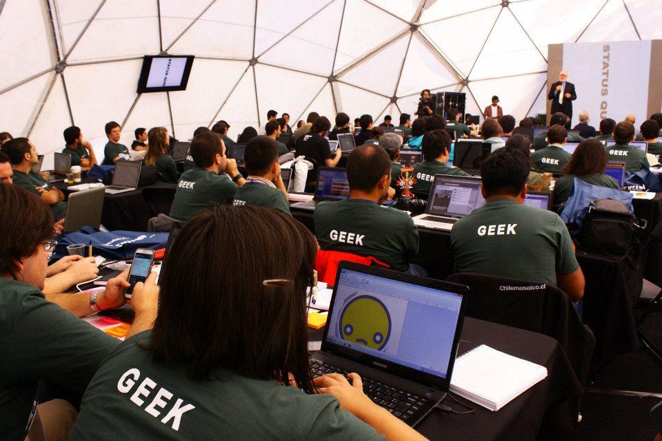GeekCamp 5