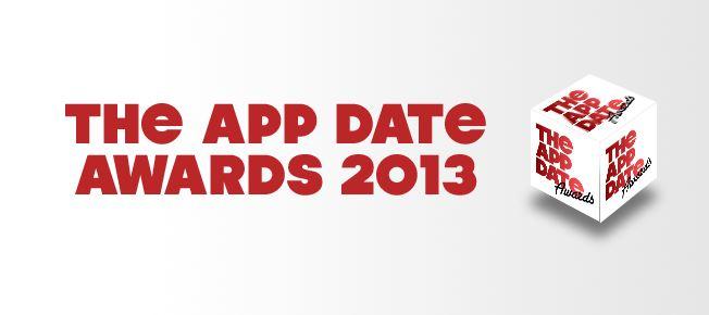 The App Date Awards 2013