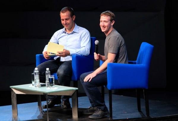 Mark Zuckerberg México