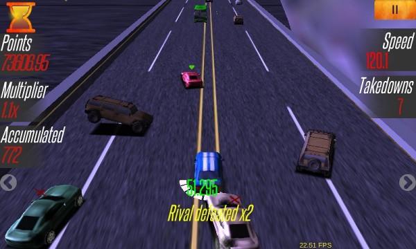 Drive Crash