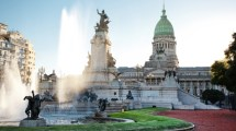 Building-of-Congress-and-Fountain-in-Buenos-Aires-Argentina