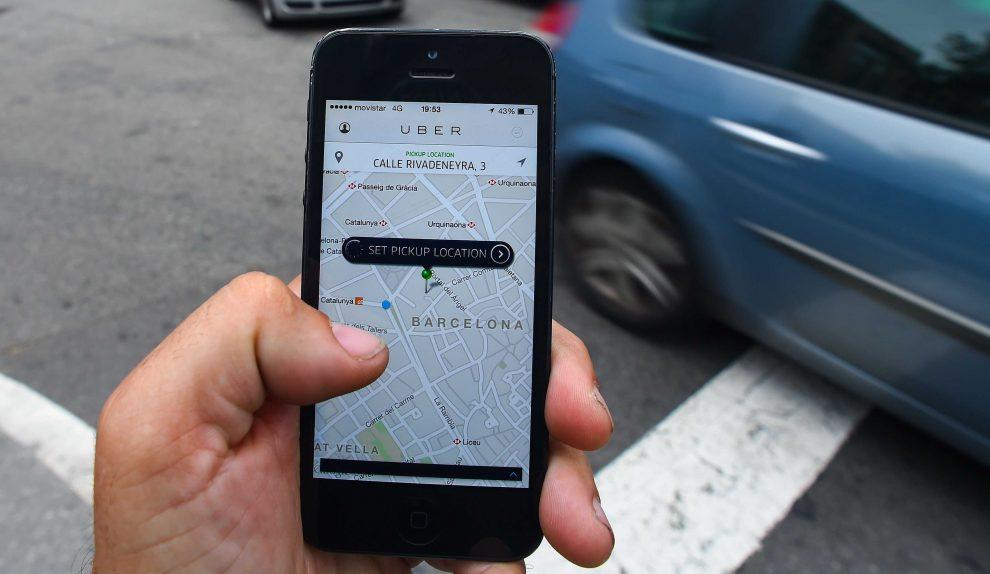 Uber - M-Commerce