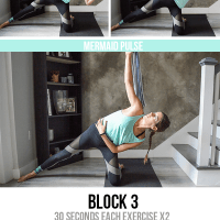 15-Minute Towel Core Workout