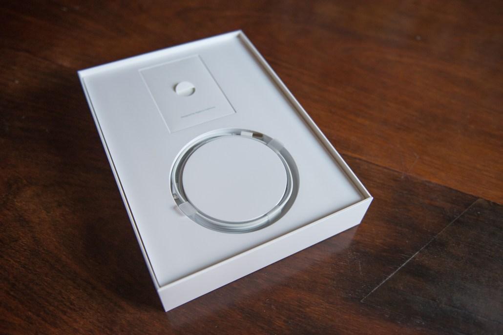 Der Inhalt der iPad Pro - Schachtel © Martin Skopal
