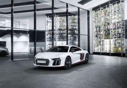 """Audi R8 Coupé V10 plus """"selection 24h"""" frente - PUNTA TACÓN TV"""