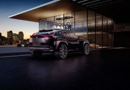 Lexus UX Concept - PUNTA TACÓN TV