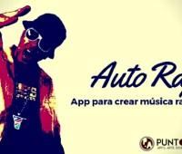 App para crear música rapeando