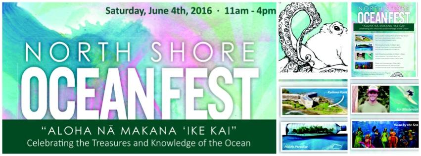 Visit Mālama Pūpūkea-Waimea at Ocean Fest at Turtle Bay!