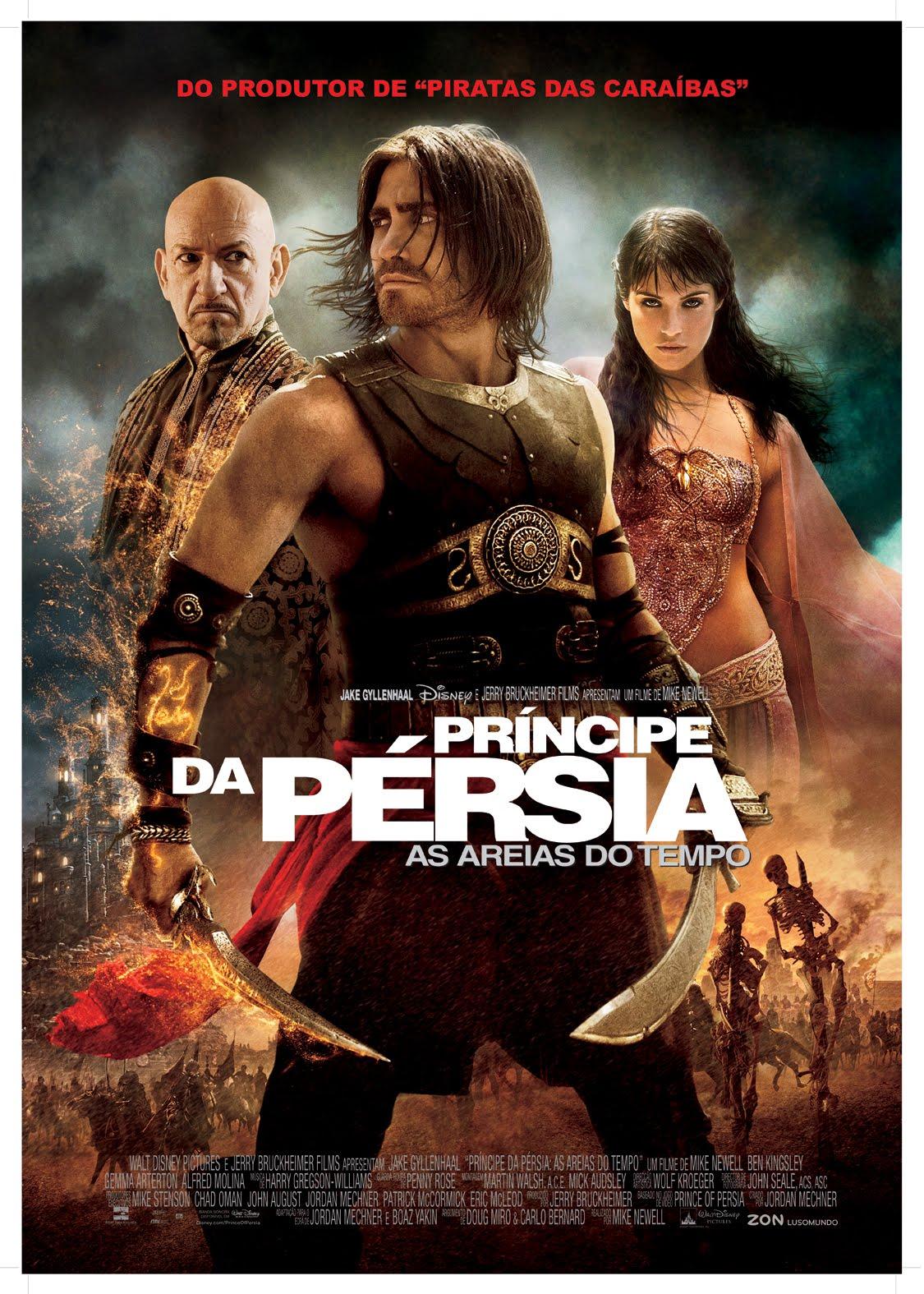 Poster do filme Príncipe da Pérsia: As Areias do Tempo